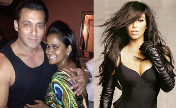 Did salman khan 39 s sister arpita steal away kim kardashian for How many kardashians sisters are there