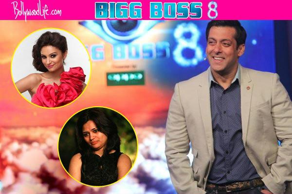 Bigg Boss 8: Will wild card entries Dimpy Mahajan, Renee Dhyani boost TRPs of Salman Khan's show?