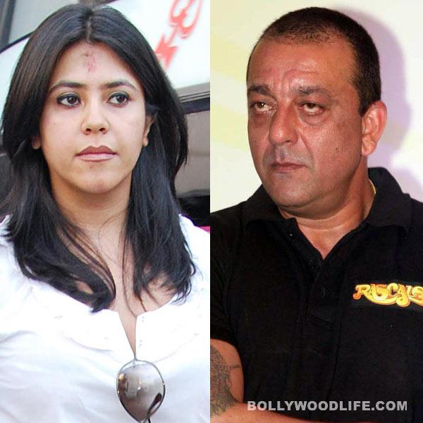 Ekta Kapoor and Manyata Dutt rubbish rumours on suing Sanjay Dutt!
