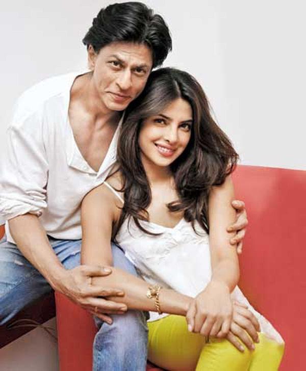 Shah Rukh Khan and Priyanka Chopra to finally come