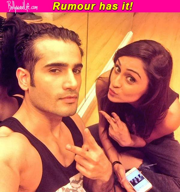 Is Karan Tacker not ready to commit to Krystle D' Souza?