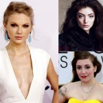 Taylor Swift: Lorde and Lena Dunham are the most important people in my life