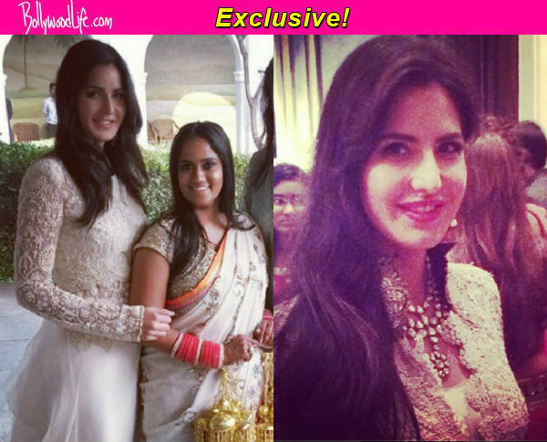 The Jagga Jasoos Actress Flew Down To Hyderabad Attend Grand Wedding