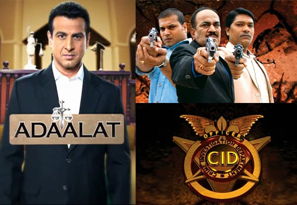 C.I.D and Adaalat teams up for a telefilm