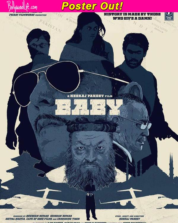 Baby poster: Akshay Kumar's upcoming flick has the typical Neeraj Pandey feel to it!