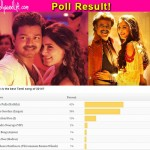Selfie Pulla beats Mona Gasolina to become Best Tamil Song 2014!