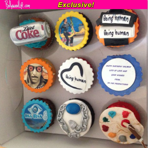 Exclusive Check Out Bigg Boss 8 Teams Birthday Gift To Salman Khan