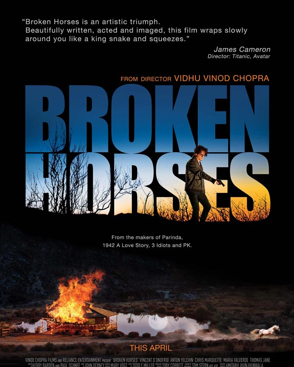Vidhu Vinod Chopra's Broken Horses impresses James Cameron and Alfonso Cuaron