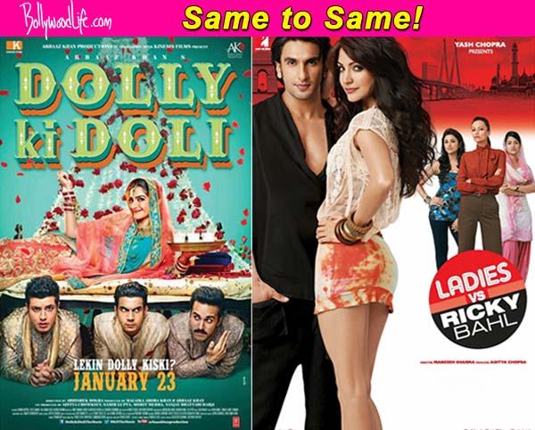3 reasons why Sonam Kapoor's Dolly Ki Doli reminds us of Ranveer Singh's Ladies Vs Ricky Bahl