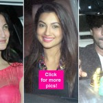 Gauahar Khan, Kushal Tandon, Elli Avram attend Salman Khan's big birthday bash – view pics!