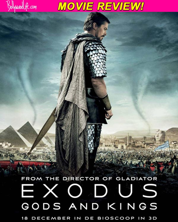 Exodus movie review: Christian Bale's film is visually appealing but lacks important facts