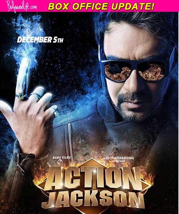 Box Office update: Ajay Devgn's Action Jackson rakes Rs 10.16 crore on opening day!
