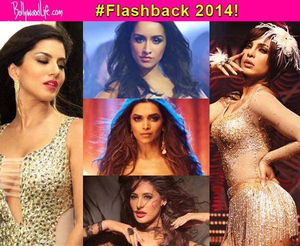 Best Item Songs Of 2014 Sunny Leone S Baby Doll Deepika Padukone S