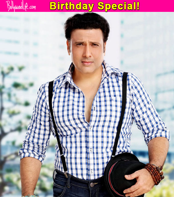 Birthday special: Looking at Govinda's second innings in Bollywood!