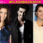Kajol, Arjun Kapoor, Twinkle Khanna – A look at Bollywood celebrities who made their debut on Twitter in 2014!