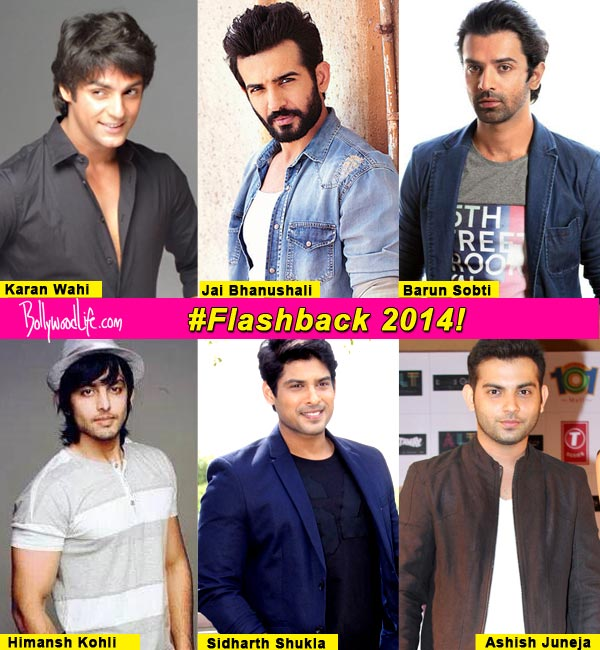 Best of 2014: Karan Wahi, Barun Sobti, Siddharth Shukla or Jay Bhanushali – Which TV actor had the best filmy debut?