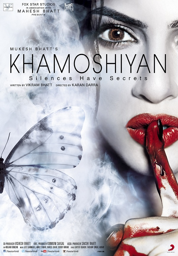 Did you know Gurmeet Choudhary's Khamoshiyan was originally going to be a sequel of Haunted?