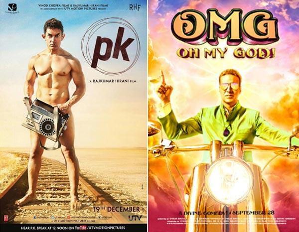 Is Aamir Khan's PK similar to Akshay Kumar's OMG – Oh My God!?