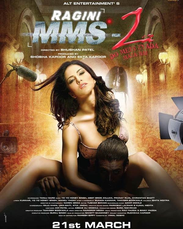 Best Of 2014: Ragini MMS 2, Hate Story 2, Zid