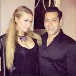 Salman Khan parties with Paris Hilton- view pic!