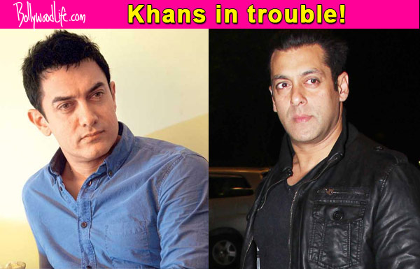 After Aamir Khan, Salman Khan embroiled in a controversy