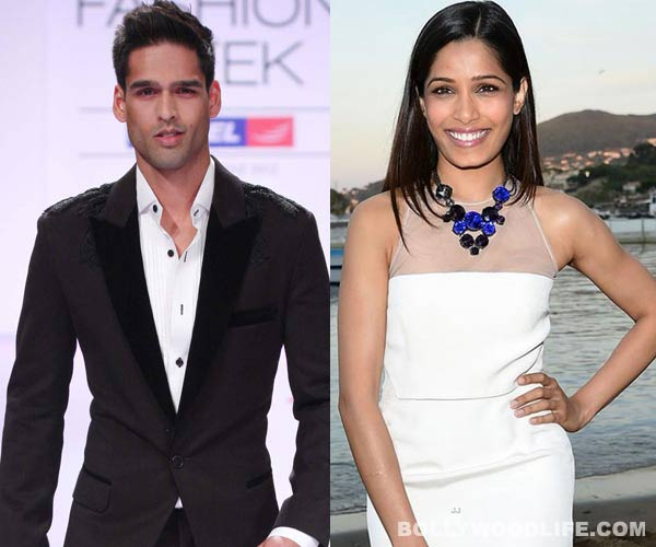 Siddhartha Mallya is NOT dating Freida Pinto!