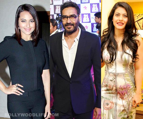 Ajay Devgn: Sonakshi Sinha and Kajol talk too much!