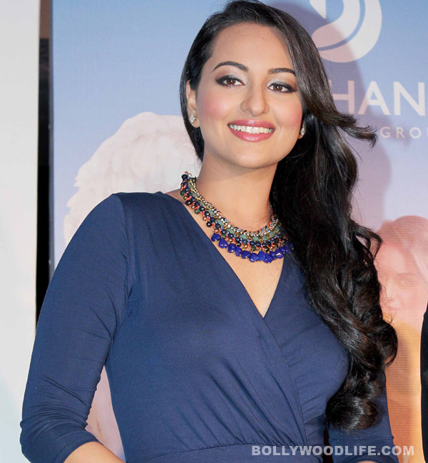 Sonakshi Sinha: I will always look up to my dad