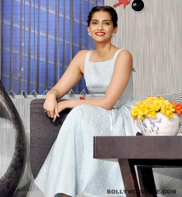 Sonam Kapoor: My hardwork has paid off!