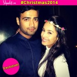 Christmas 2014: Srishty Rode and Manish Naggdev to be each other's secret Santa