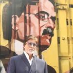 Amitabh Bachchan inaugurates Dadasaheb Phalke's mural