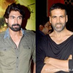 Rana Daggubati: Akshay Kumar is an action hero who has experimented with all the roles!
