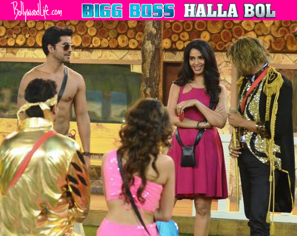 Bigg Boss Halla Bol highlights: Karishma Tanna agrees to marry Upen Patel, Ali gets accused for Dirty Politics!