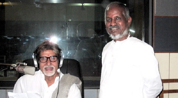 Here's what happened when R Balki brought Amitabh Bachchan and Ilayaraja in the same room…