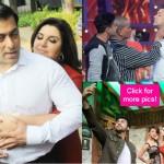 Bigg Boss 8 Finale ka Twist: Salman Khan, Farah Khan and ex-contestants' unseen moments from last night- view pics!