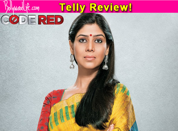 Code Red TV review: Sakshi Tanwar wasted in the crime series