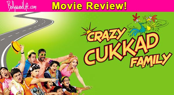 Crazy Cukkad Family Movie Review: Even decent performances fail to save this not so crazy plot!