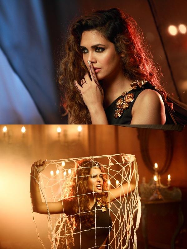 First look: Esha Gupta looks smoking hot in Beparwah song from Akshay Kumar's Baby!