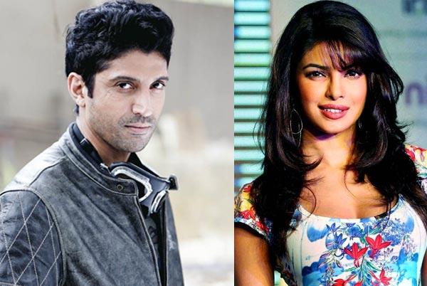 Farhan Akhtar: Priyanka Chopra and I have sung a duet in Dil Dhadakne Do