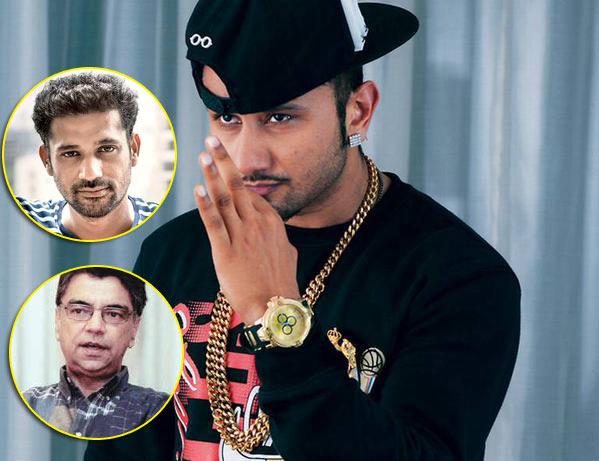 Sohum Shah and Khalid Mohamed fight over Yo Yo Honey Singh!