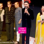 Rajinikanth, Amitabh Bachchan, Aishwarya Rai Bachchan and Abhishek Bachchan pay tribute to Ilaiyaraja