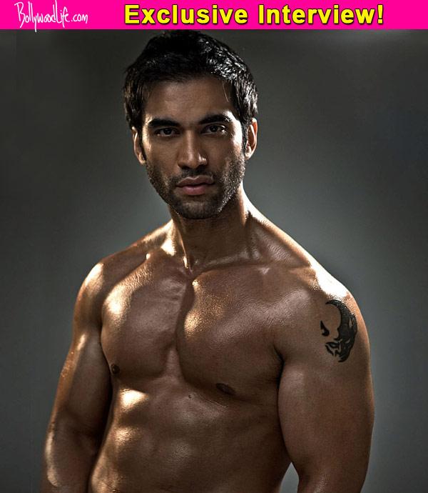 Indian Gay Bodybuilder