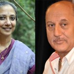 Anupam Kher: Leela Samson wants to make a political issue out of MSG clearance!