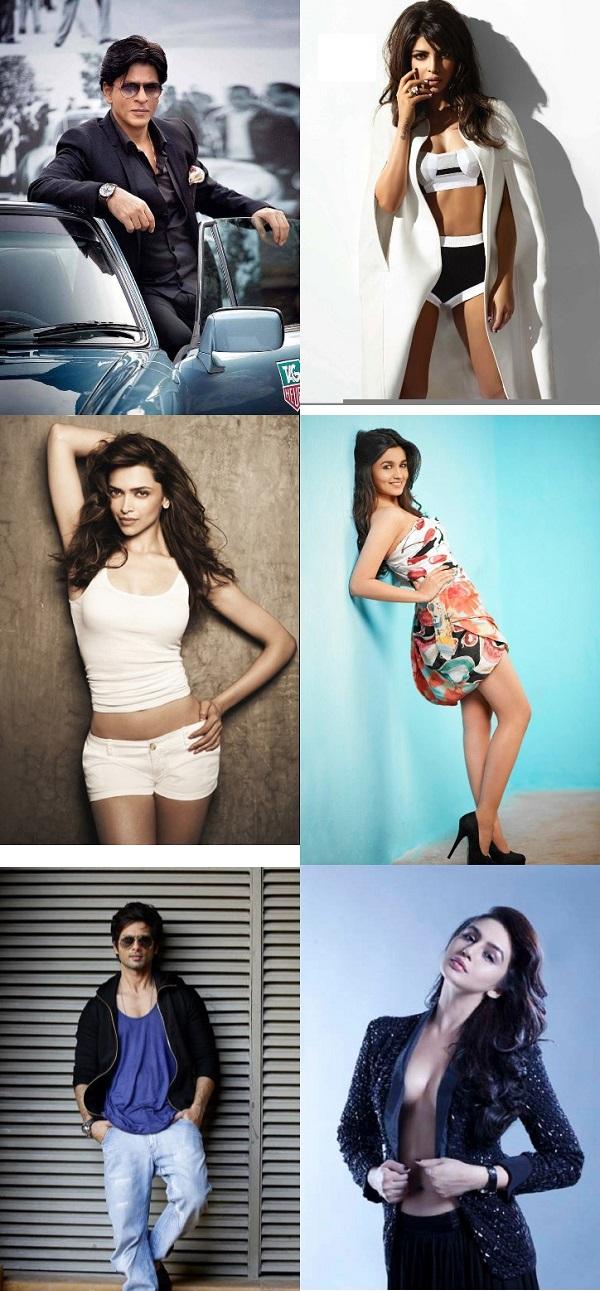 Life OK Screen Awards winners list: Shah Rukh Khan, Huma Qureshi, Deepika Padukone, Shahid Kapoor, Priyanka Chopra and Alia Bhatt win big!
