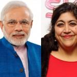 When Gurinder Chadha met PM Narendra Modi