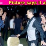 Did Rajinikanth and Dhanush avoid Shruti Haasan at the Shamitabh audio launch?