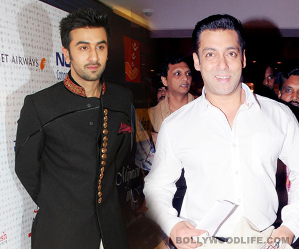Just in: Salman Khan and Ranbir Kapoor to come together at ...