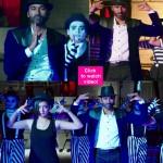 Shamitabh song Stereophonic Sannata: Dhanush shows off his hep moves, grooves to Shruti Haasan's silken voice!