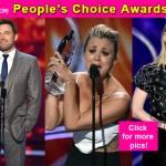 People's Choice Awards 2015: Robert Downey Junior, Kaley Cuoco, Ben Affleck and Iggy Azalea win big!