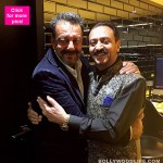 Sanjay Dutt throws a New Year bash for family and friends – view pics!